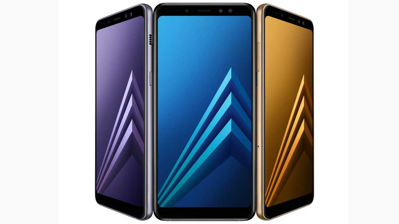 Samsung Galaxy A8 Leak