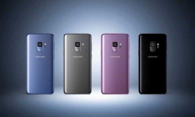 Samsung Galaxy S9 ok 400x240