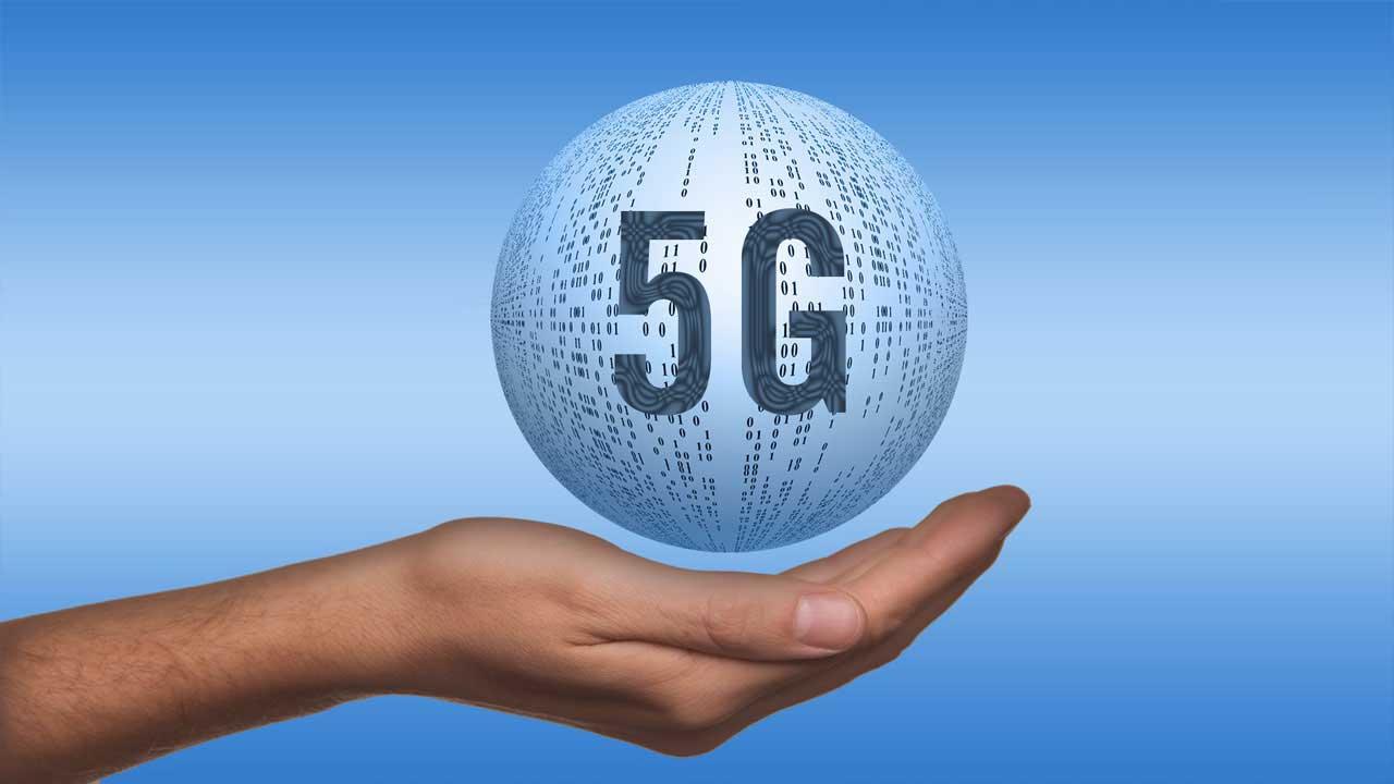 Smartphone 5G 2