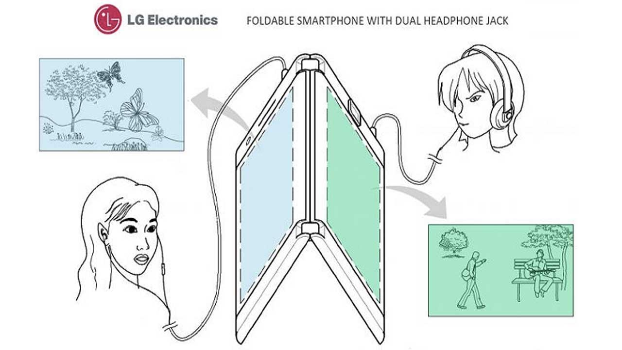 Smartphone Lipat LG 1