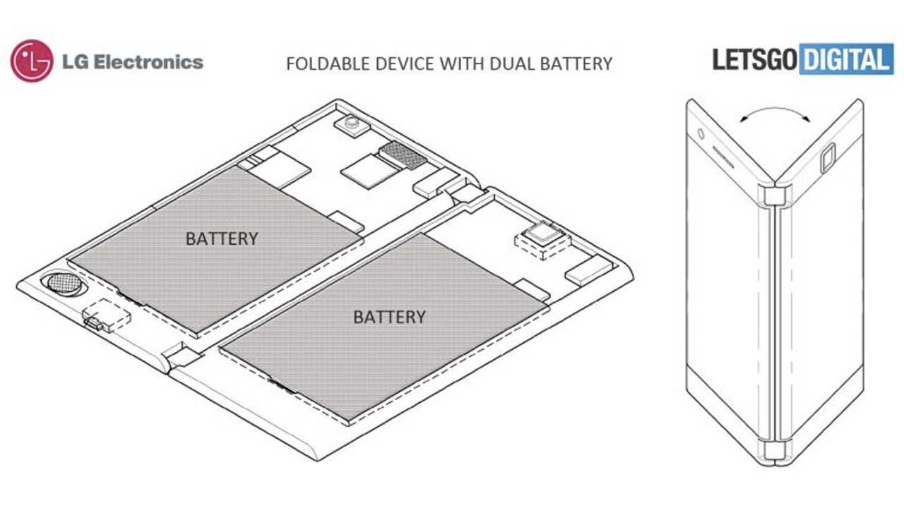 Smartphone Lipat LG 3