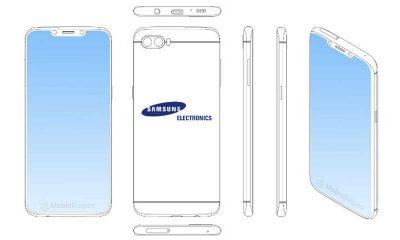 Smartphone Samsung Paten 1 400x240