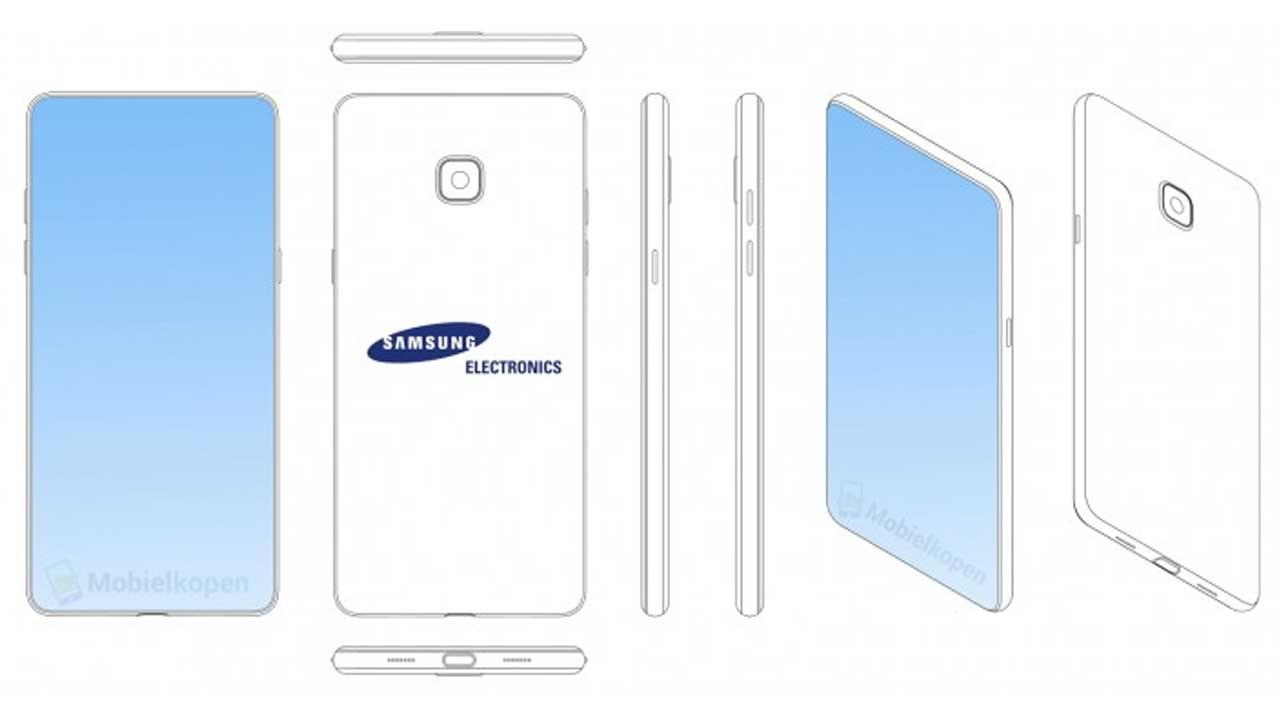 Smartphone Samsung Paten 2