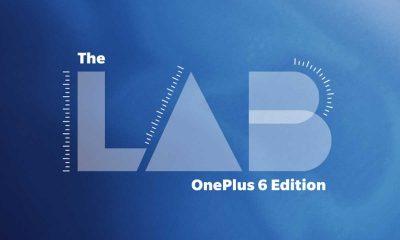 The Lab OnePLus 6 400x240