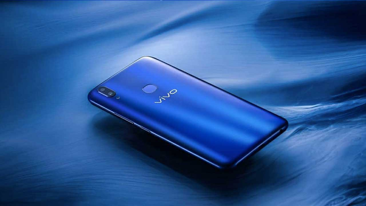 Vivo V9 Blue Cool 2