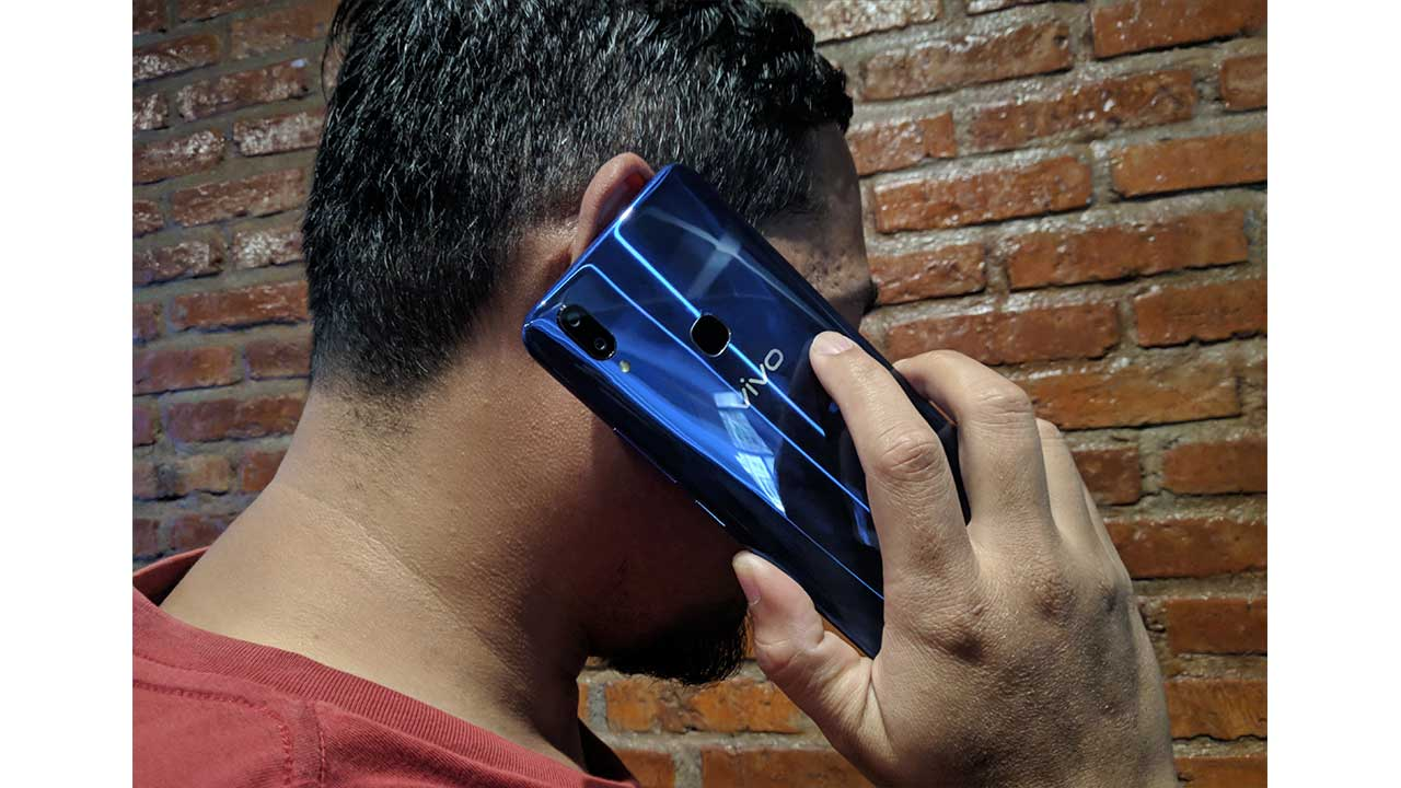 Vivo V9 Cool Blue 2