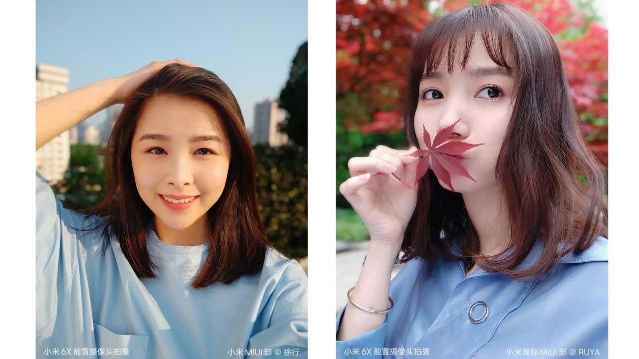 Xiaomi Mi 6X Foto2