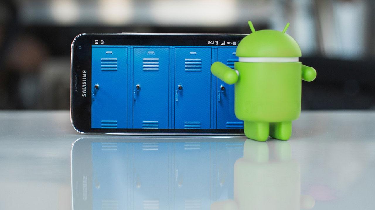 cara menyembunyikan foto dan video di android banner