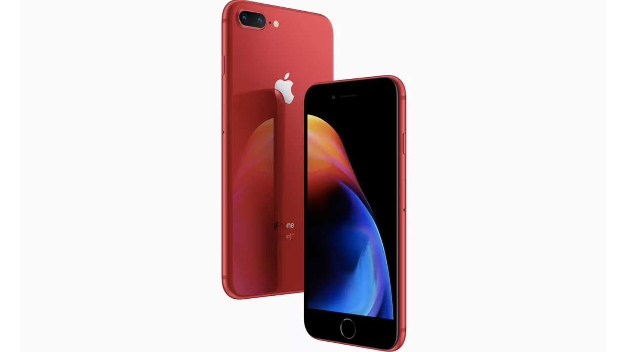 iPhone 8 RED 2