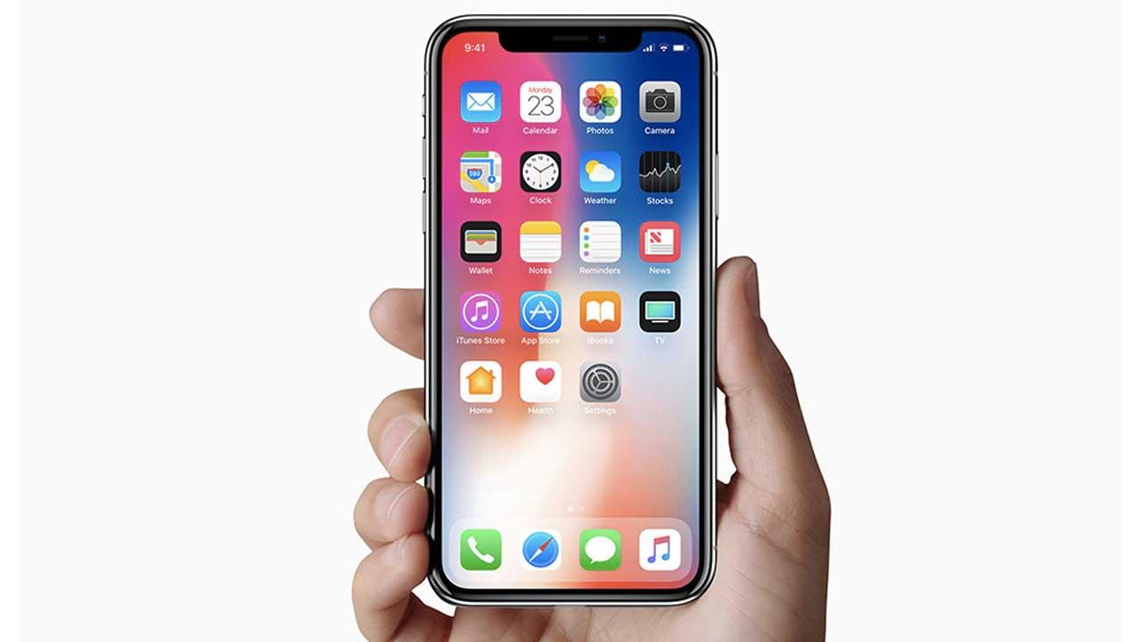 iPhone X 8 1