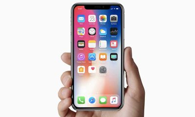 iPhone X 8 400x240
