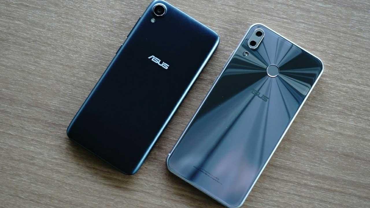 ASUS ZenFone 5 dan Live L1