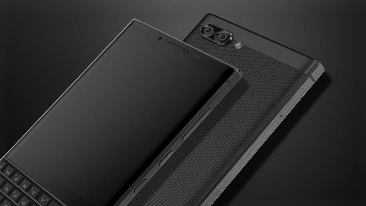 BlackBerry KEY2 Leaks