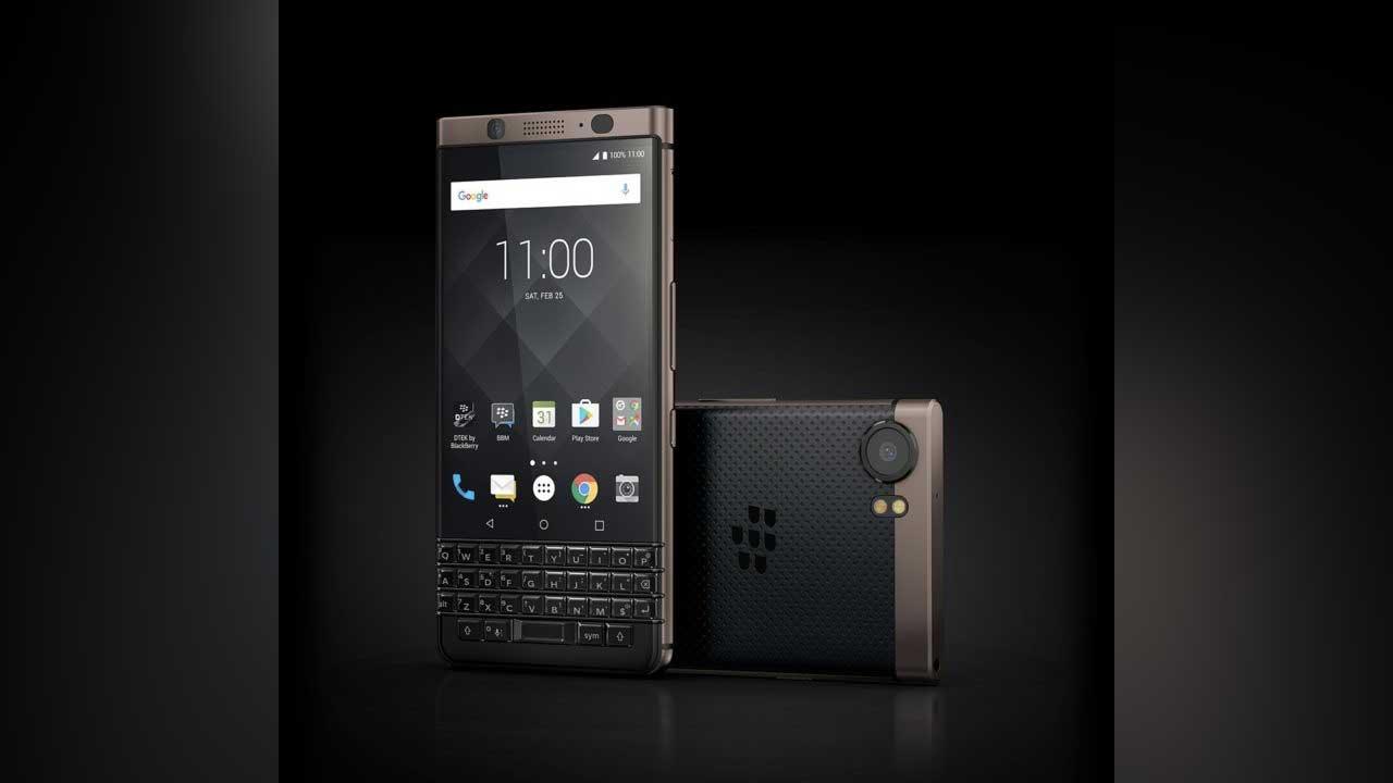 BlackBerry KEY2 Video