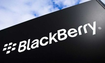 BlackBerry Logo 400x240