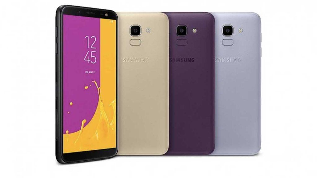 Samsung Galaxy J6 dan Galaxy J4 Resmi Meluncur