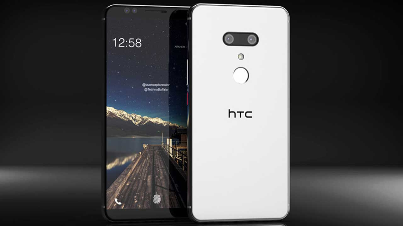 HTC U12 Plus Leak Header
