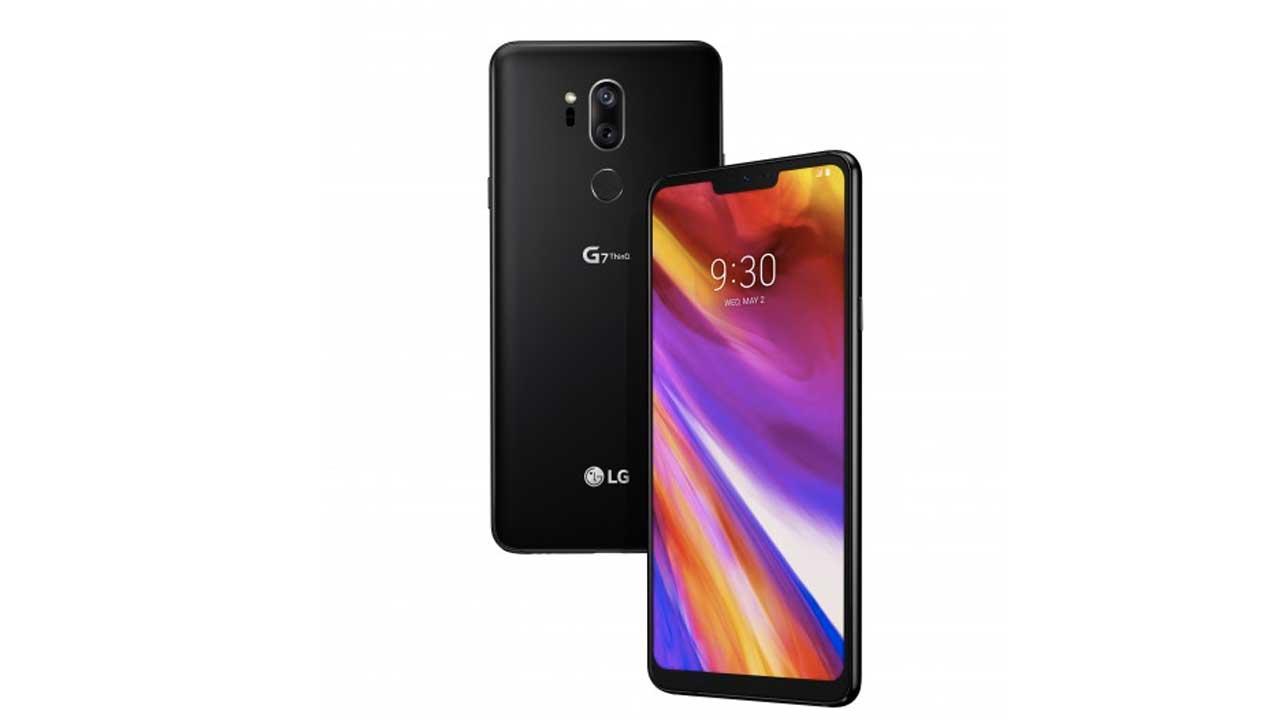 LG G7 ThinQ Confirm 1