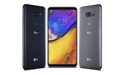 LG V35 ThinQ Launch 400x240