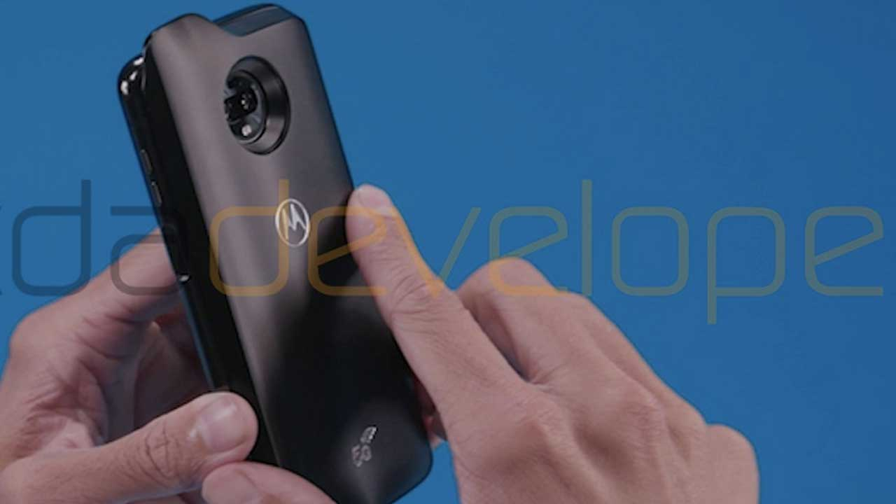 Moto Z3 Play Moto Mods 5G
