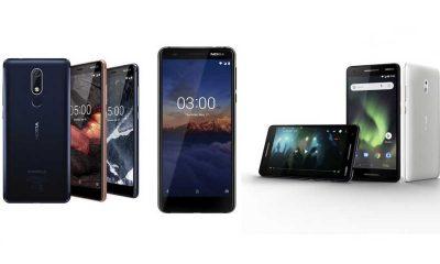 Nokia Smartphone Launch 400x240