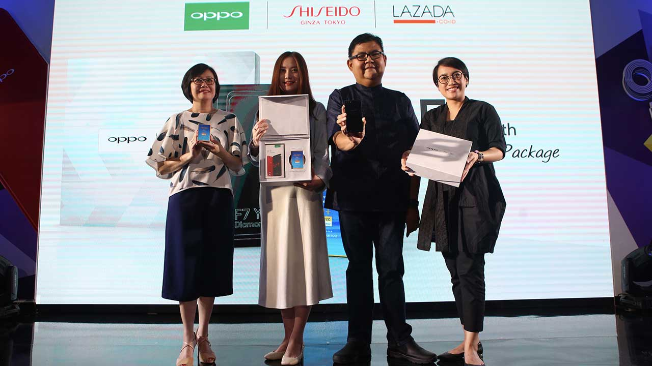 OPPO F7 Youth Limited Edition