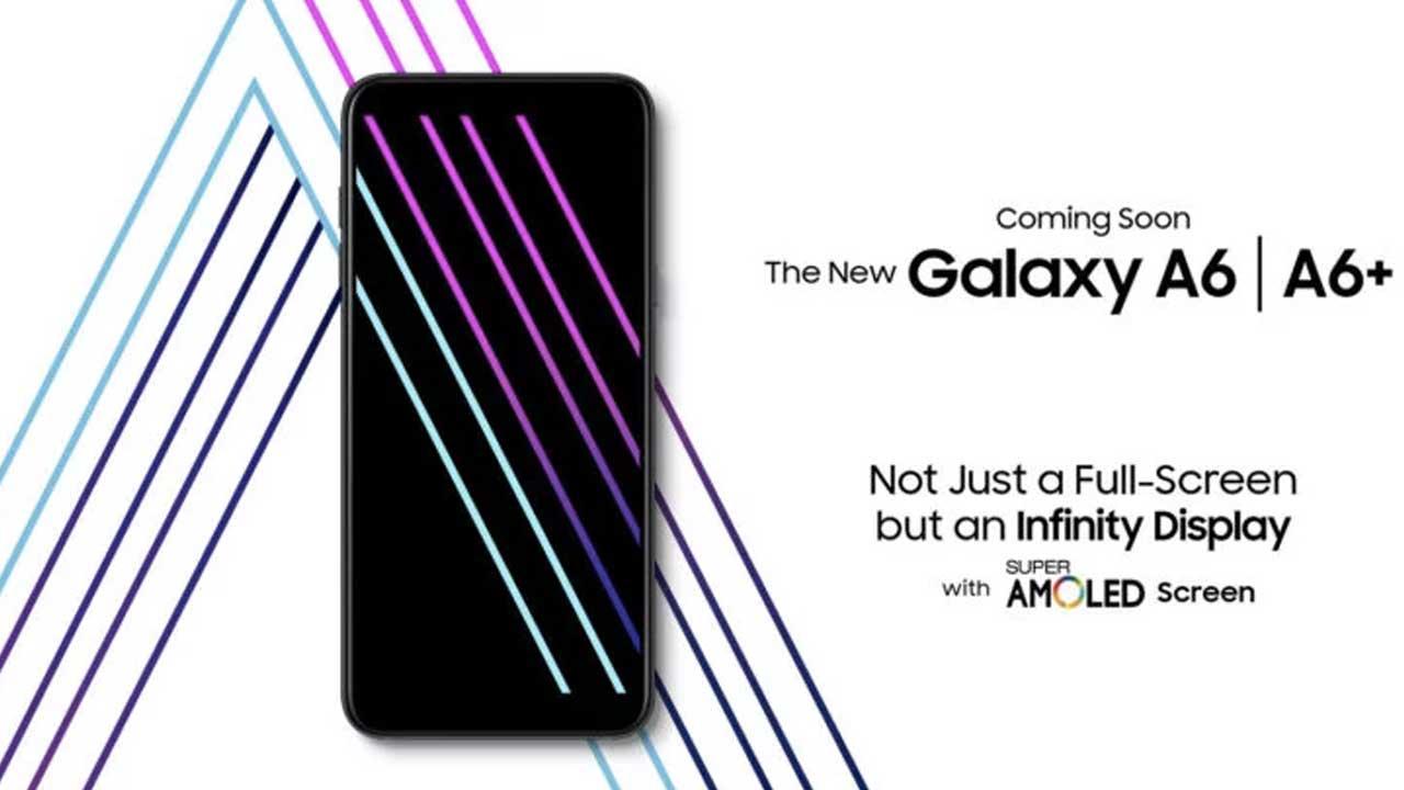 Samsung Galaxy A6 dan A6 2