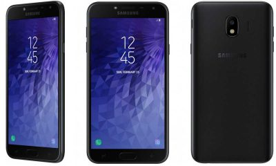 Samsung Galaxy J4 Design Leak 400x240
