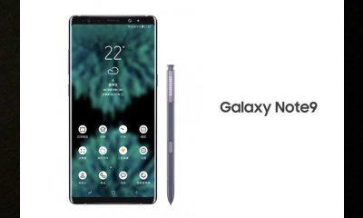 Samsung Galaxy Note9 Render 400x240