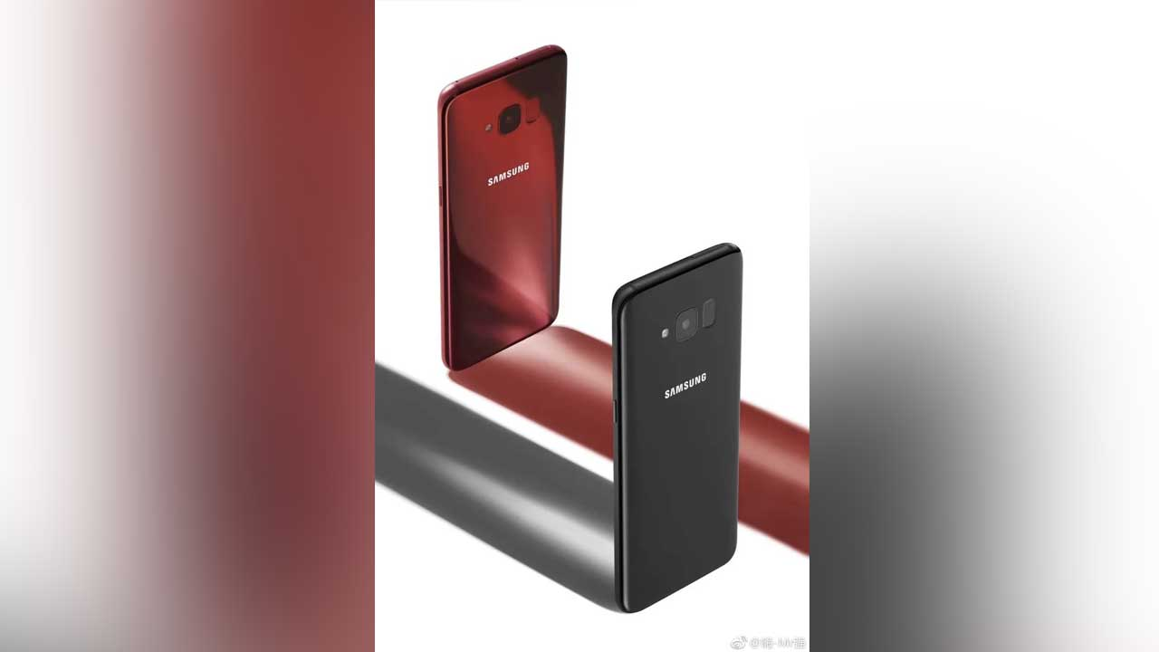 Samsung Galaxy S8 Lite 1