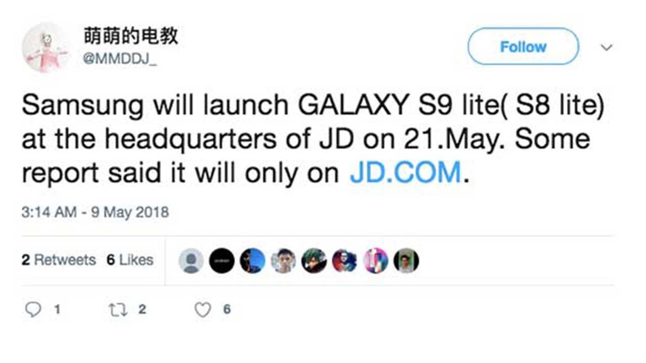 Samsung Galaxy S8 Lite 2