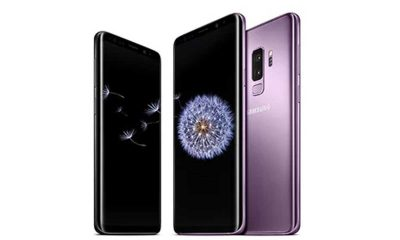 Samsung Galaxy S9 Call 400x240