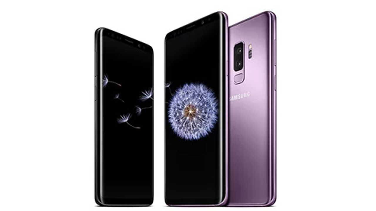 Samsung Galaxy S9 Call