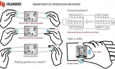 Smartwatch Gaming Huawei 400x240