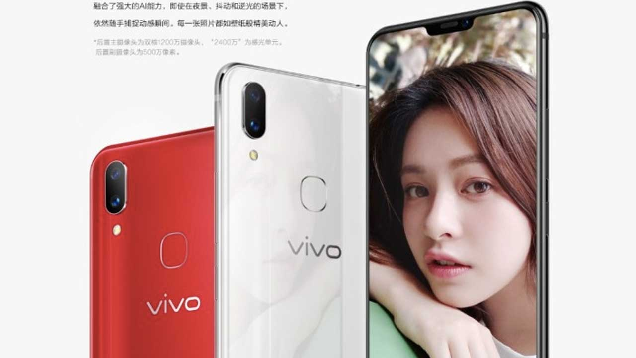 Vivo X21i Launch 2