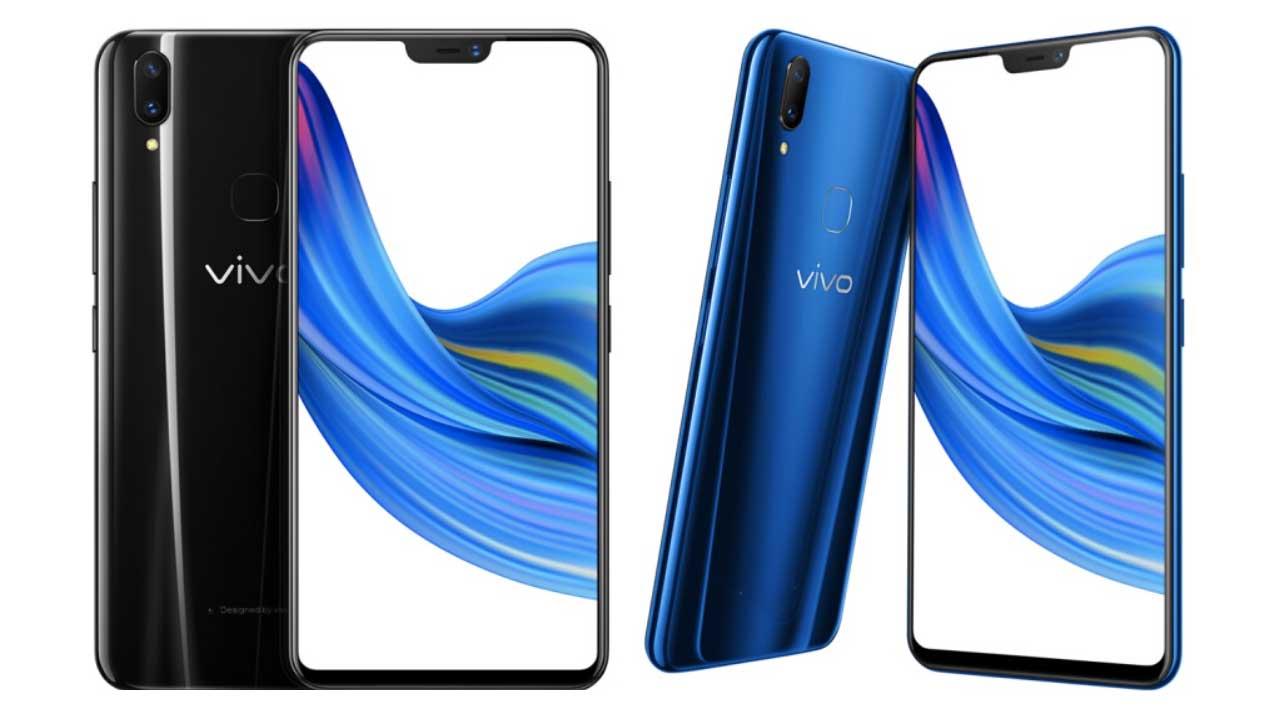 Vivo Z1 Launch