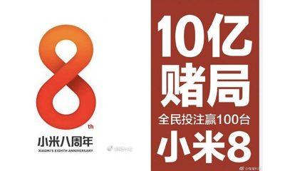 Xiaomi 8 Tahun 400x240