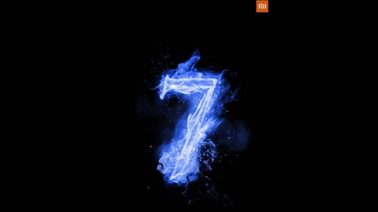Xiaomi Mi 7 Poster DL
