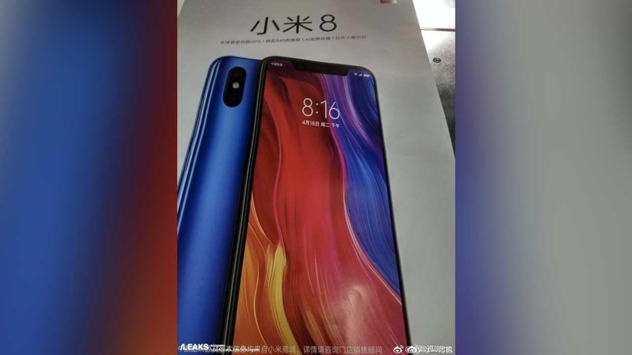 Xiaomi Mi 8 Kotak Ritel 2