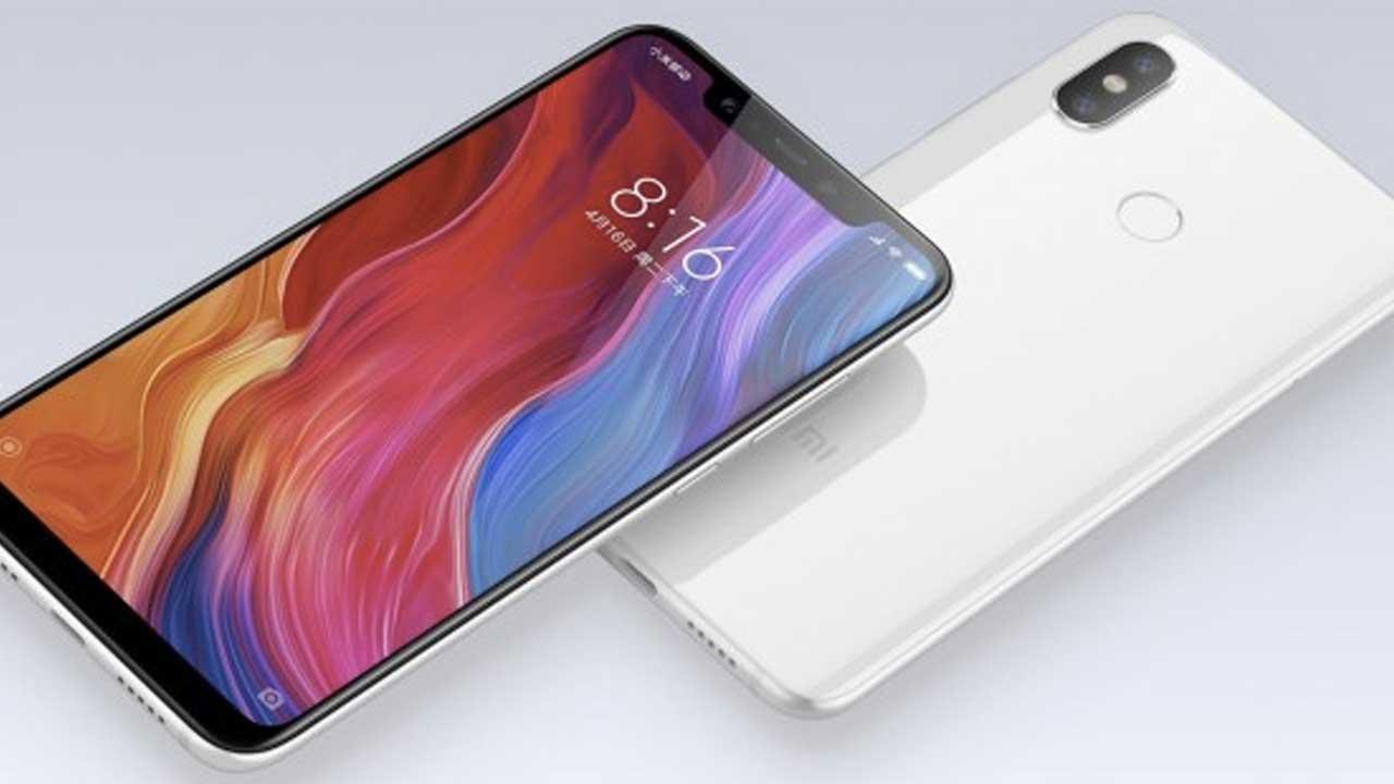 Xiaomi Mi 8 Launch 1