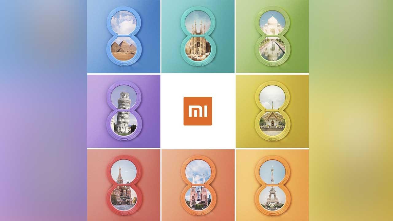 Xiaomi Mi 8 Market