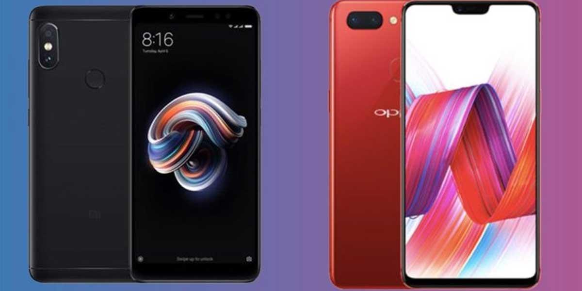 Xiaomi OPPO Header