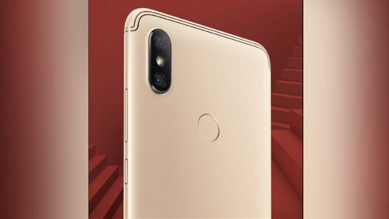 Xiaomi Redmi 2S Camera AI 1