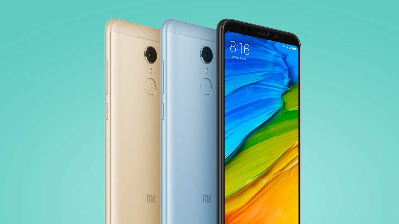 Xiaomi Redmi 5 Header
