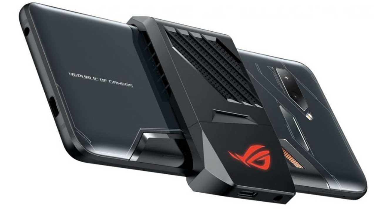 ASUS ROG Phone 2 will have a 120 Hz screen
