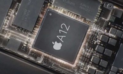 Apple A12 SoC 400x240