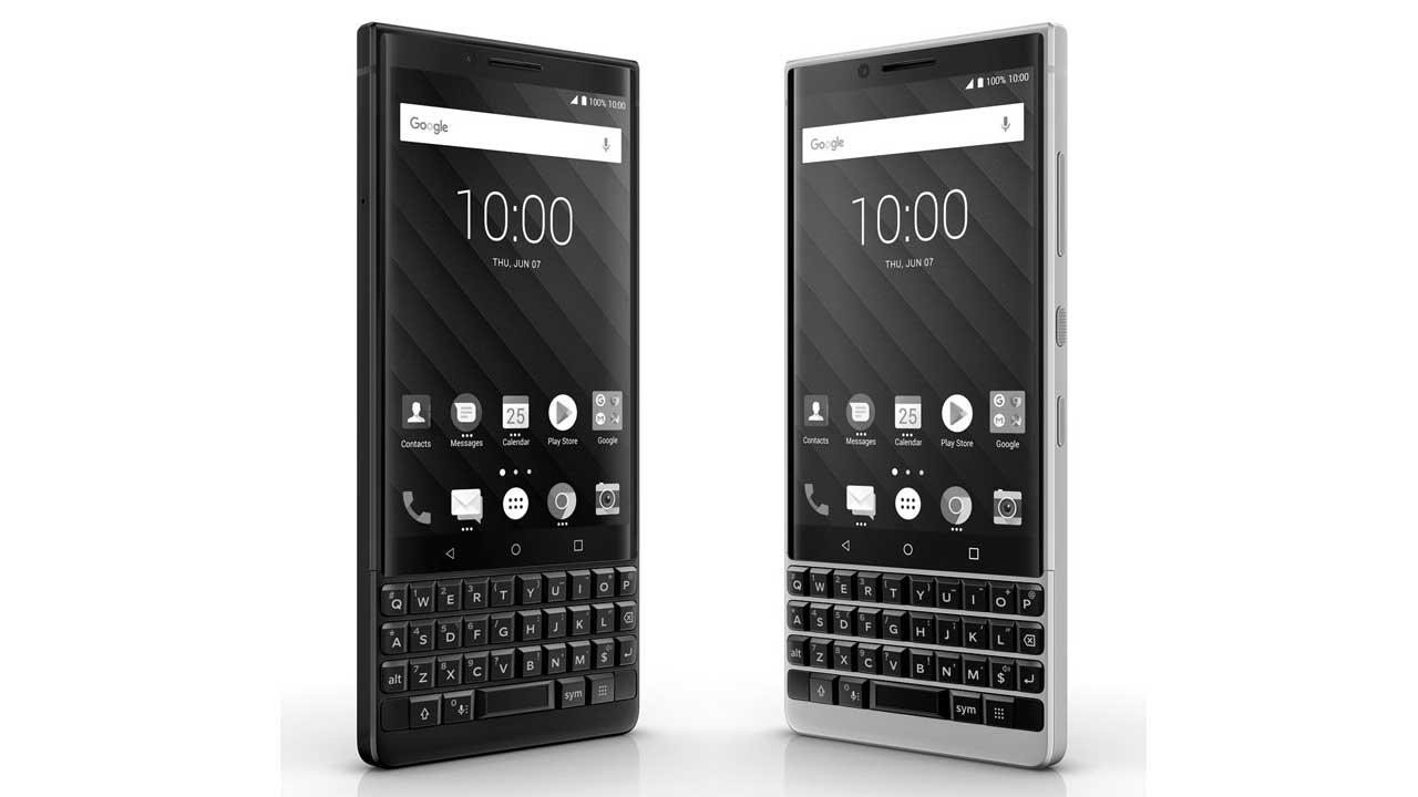 BlackBerry KEY 2 Launch 2