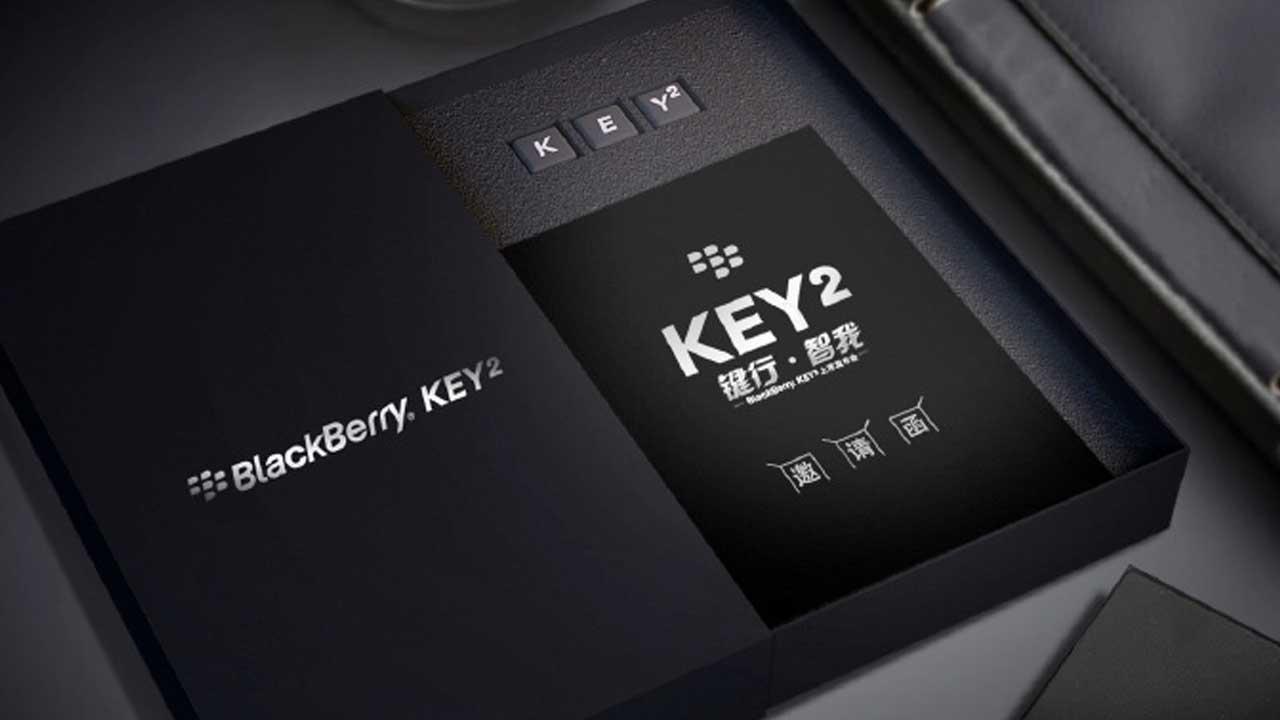 BlackBerry KEY2 2