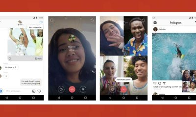 Instagram Group Video Call 400x240