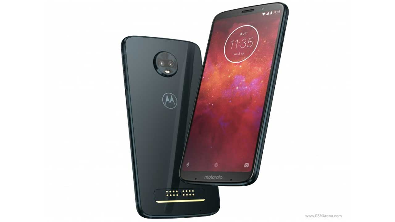 Moto Z3 Play Launch 1